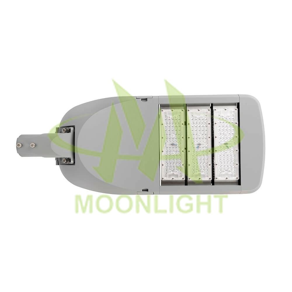 LED Street Light Housing MLT-SLH-AM-II Front View