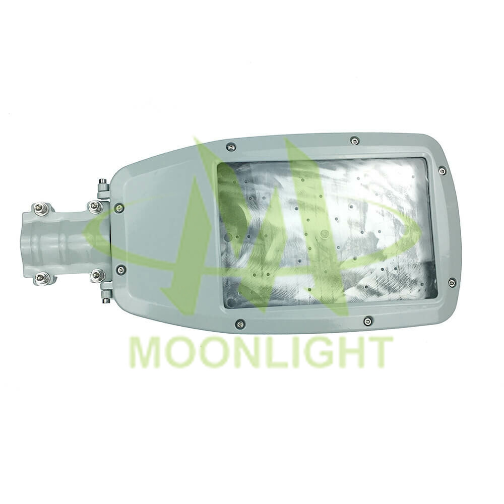 LED Street Light Housing MLT-SLH-AS-II Front View