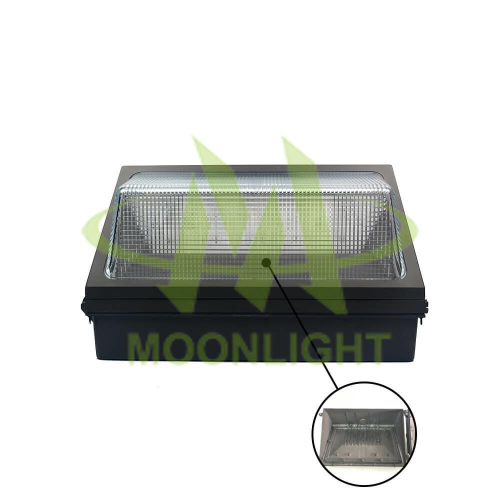 LED wall pack housing fixture MLT-WPH-BM-II