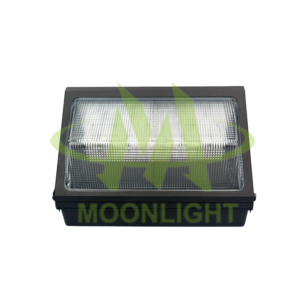 LED Wall Pack Housing MLT-WPH-BM-II Front View
