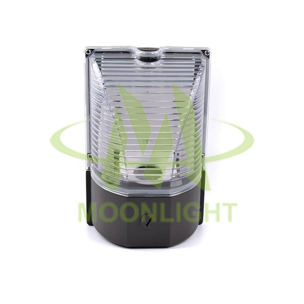LED Wall Pack Housing MLT-WPH-CS-II Front View