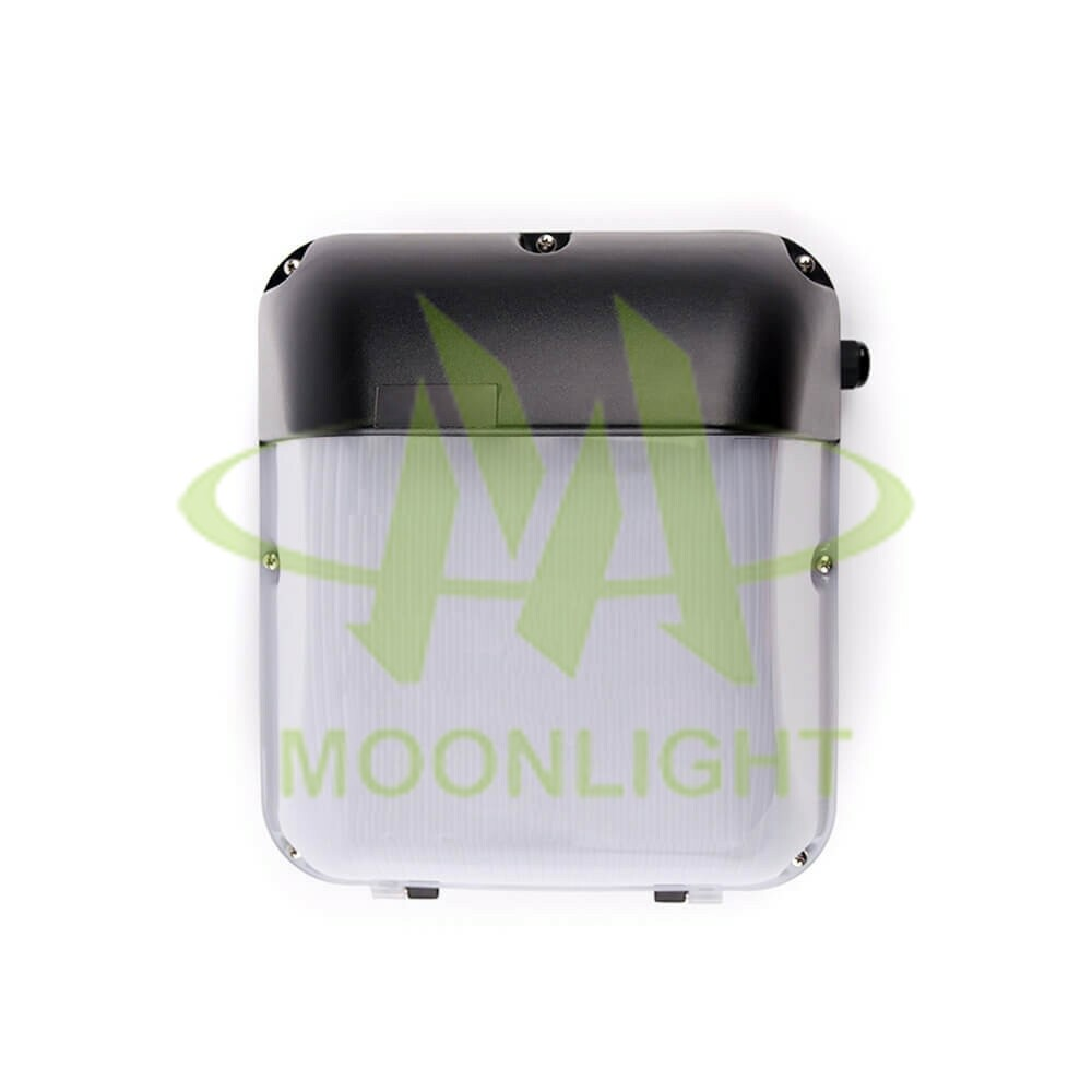 LED Wall Pack Housing MLT-WPH-DS-I Front View