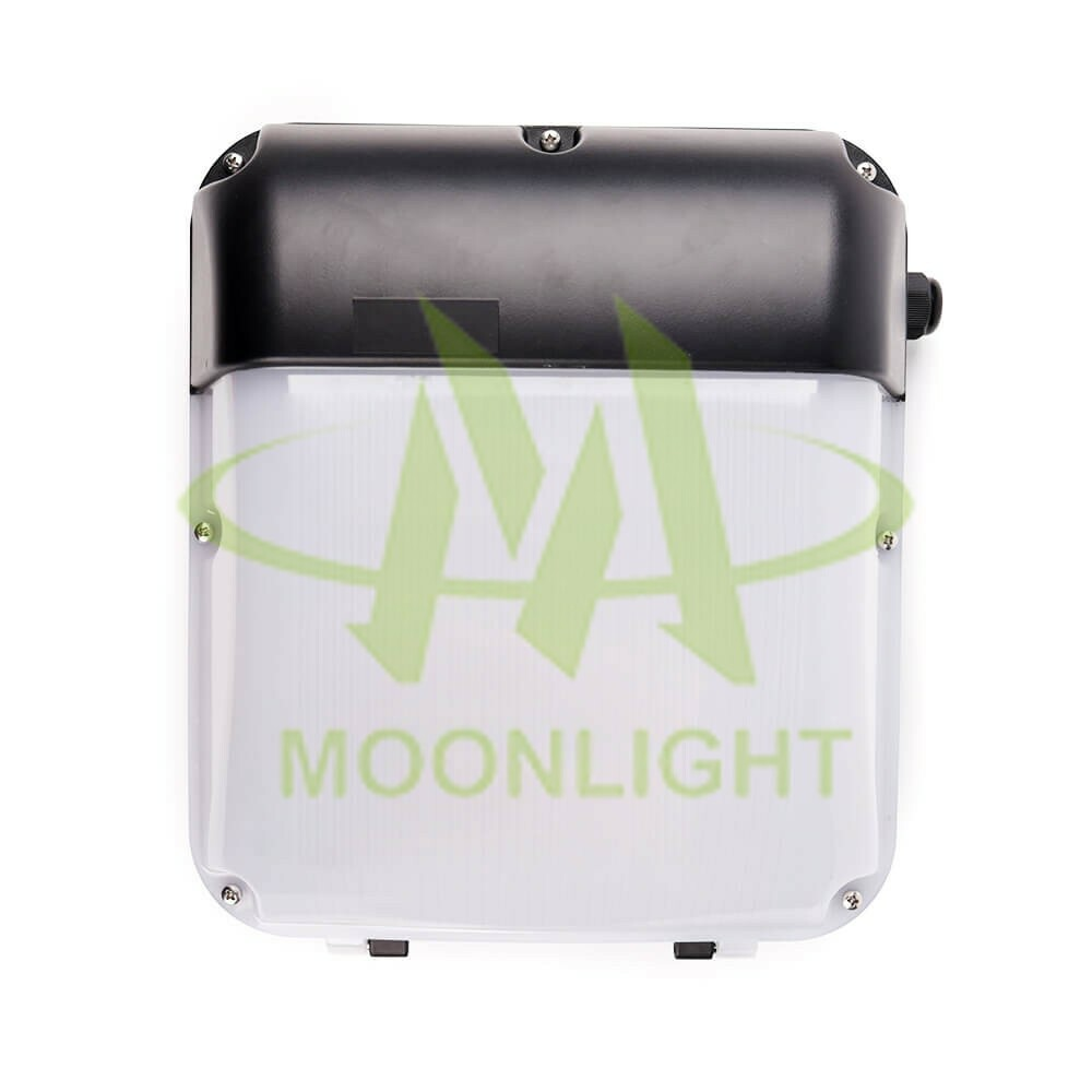 LED Wall Pack Housing MLT-WPH-DS-II Front View
