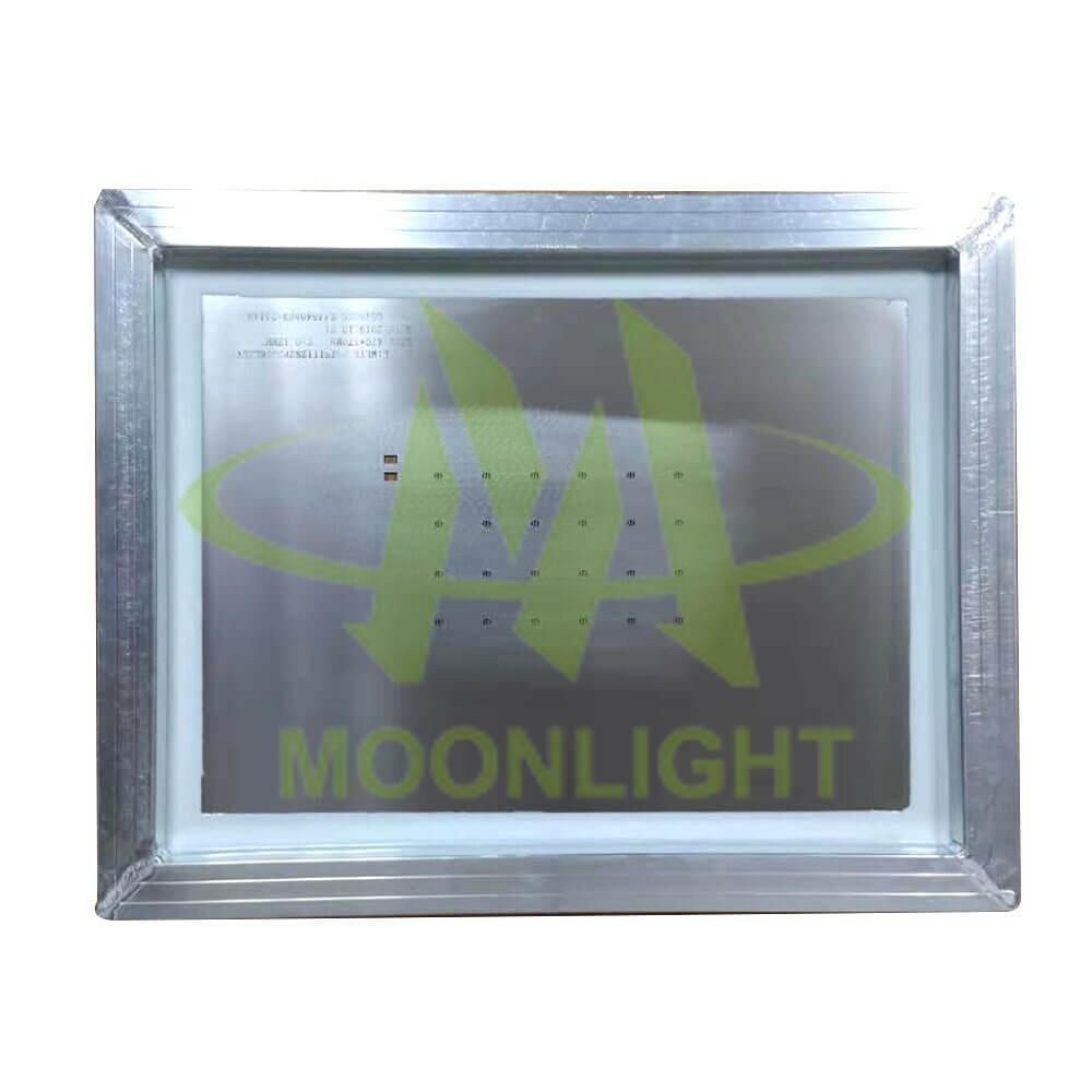 Stencil for SMD LED Bonding