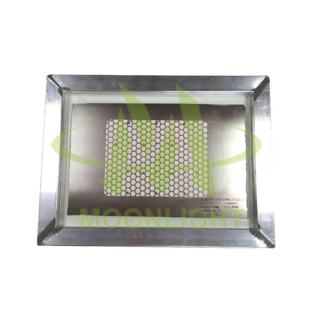 Stencil for Thermal Conductive Sillicone Grease Filling