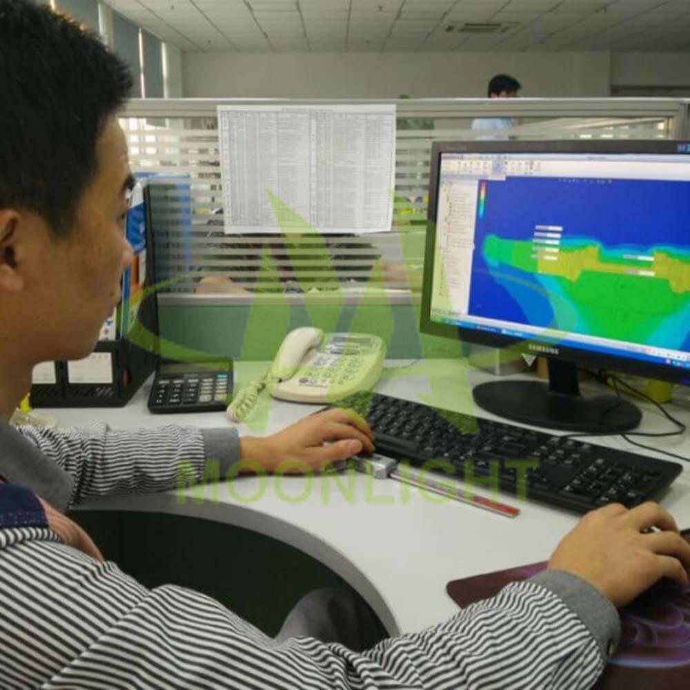 Thermal Management Simulation